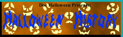 Doc Halloween Presents Halloween History